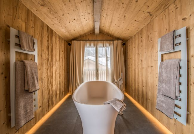 Courchevel - Chalet